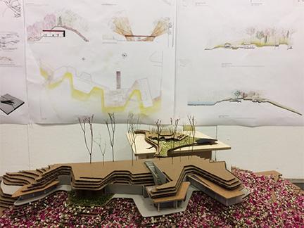 ignacio-cardona-2nd year architecture studio wentworth guest critique